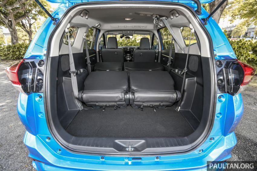 PANDU UJI: Perodua Aruz 1.5 Advance – benar-benar SUV atau sekadar kenderaan gaya hidup masa kini? Image #919731