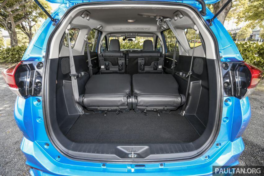 PANDU UJI: Perodua Aruz 1.5 Advance – benar-benar SUV atau sekadar kenderaan gaya hidup masa kini? Image #919737