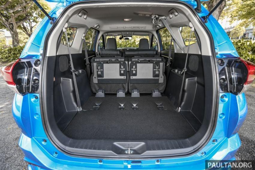 PANDU UJI: Perodua Aruz 1.5 Advance – benar-benar SUV atau sekadar kenderaan gaya hidup masa kini? Image #919743