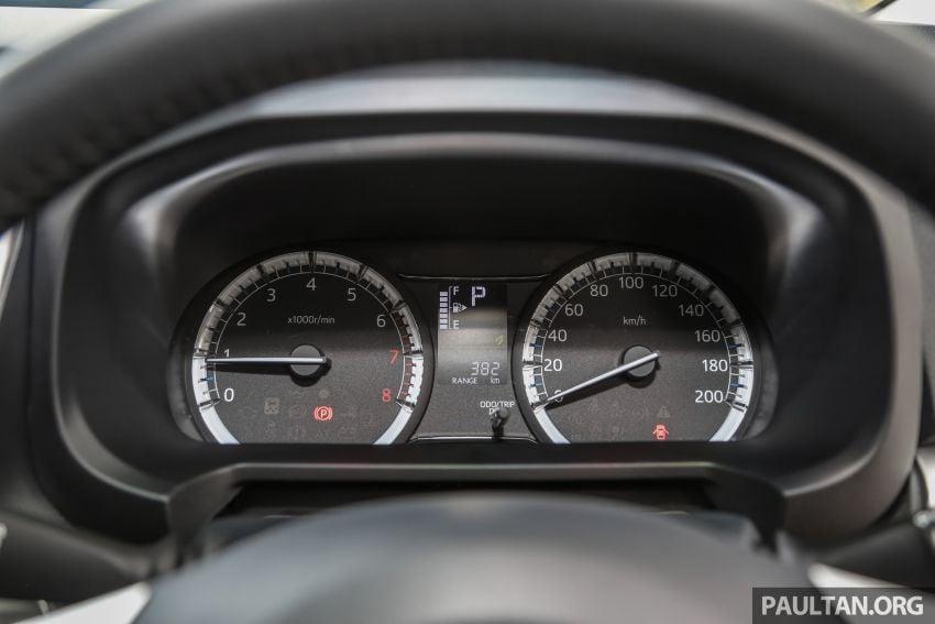 PANDU UJI: Perodua Aruz 1.5 Advance – benar-benar SUV atau sekadar kenderaan gaya hidup masa kini? Image #919675