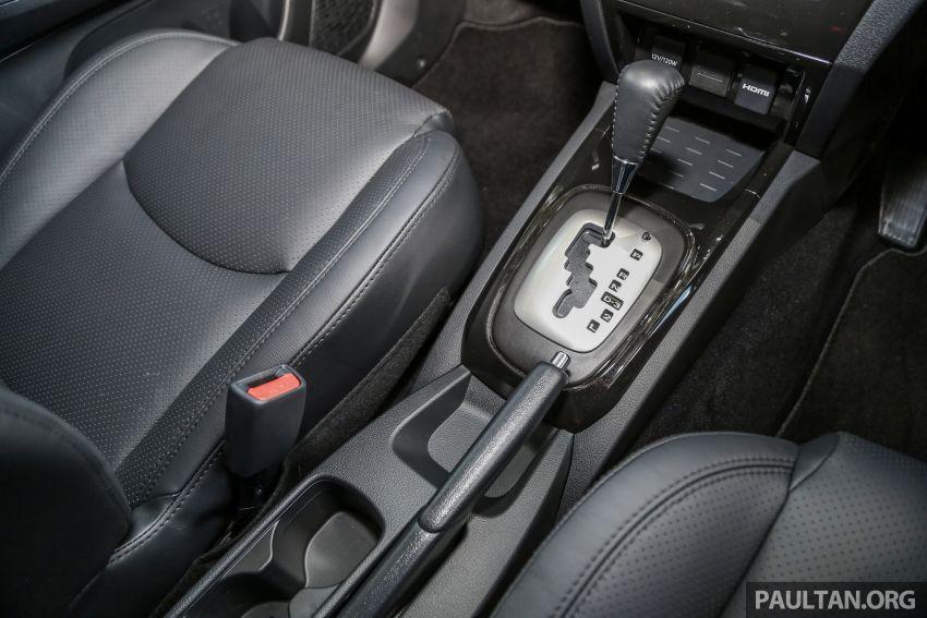 PANDU UJI: Perodua Aruz 1.5 Advance – benar-benar SUV atau sekadar kenderaan gaya hidup masa kini? Image #919680