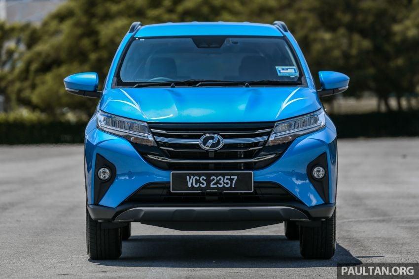 PANDU UJI: Perodua Aruz 1.5 Advance – benar-benar SUV atau sekadar kenderaan gaya hidup masa kini? Image #919640