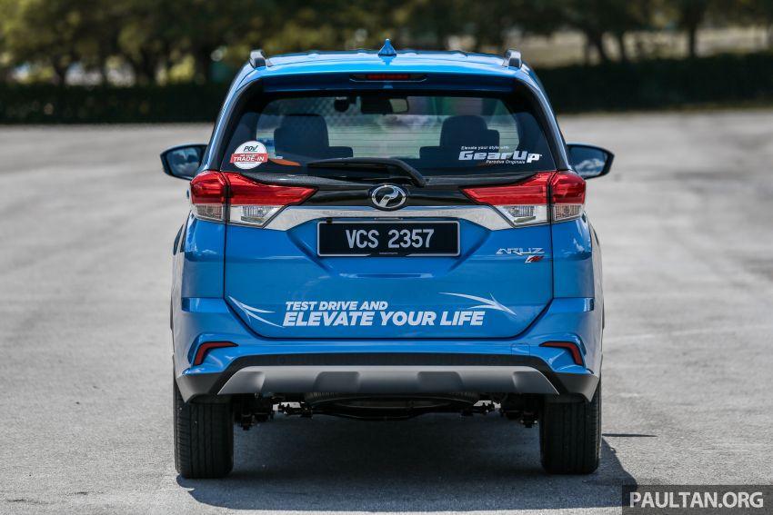 PANDU UJI: Perodua Aruz 1.5 Advance – benar-benar SUV atau sekadar kenderaan gaya hidup masa kini? Image #919641