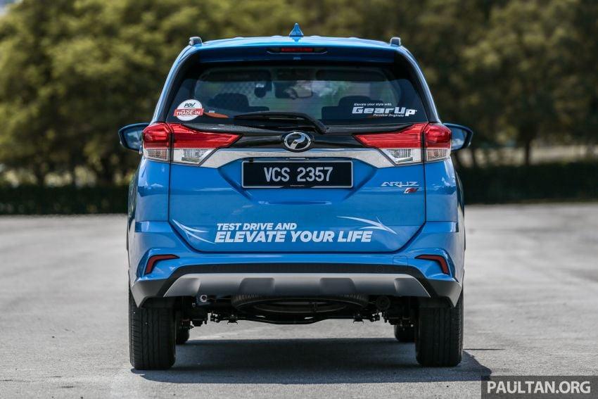 PANDU UJI: Perodua Aruz 1.5 Advance – benar-benar SUV atau sekadar kenderaan gaya hidup masa kini? Image #919642