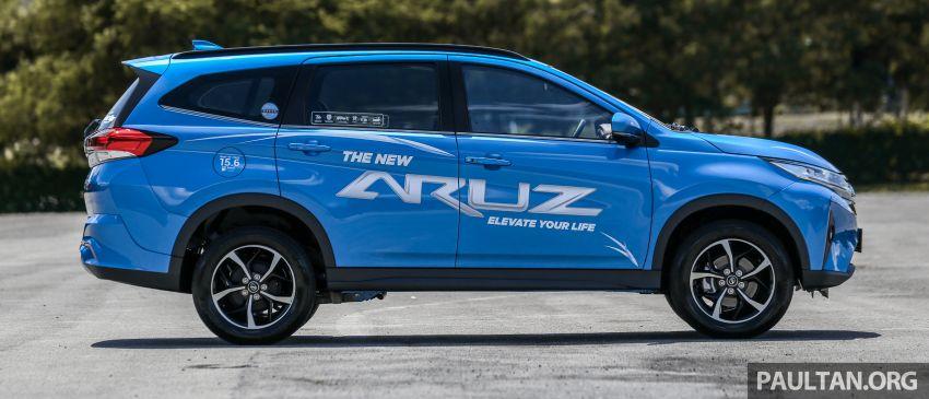 PANDU UJI: Perodua Aruz 1.5 Advance – benar-benar SUV atau sekadar kenderaan gaya hidup masa kini? Image #919644