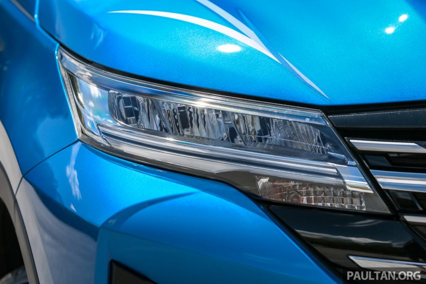 PANDU UJI: Perodua Aruz 1.5 Advance – benar-benar SUV atau sekadar kenderaan gaya hidup masa kini? Image #919646