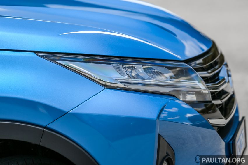 PANDU UJI: Perodua Aruz 1.5 Advance – benar-benar SUV atau sekadar kenderaan gaya hidup masa kini? Image #919647