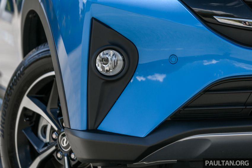 PANDU UJI: Perodua Aruz 1.5 Advance – benar-benar SUV atau sekadar kenderaan gaya hidup masa kini? Image #919648