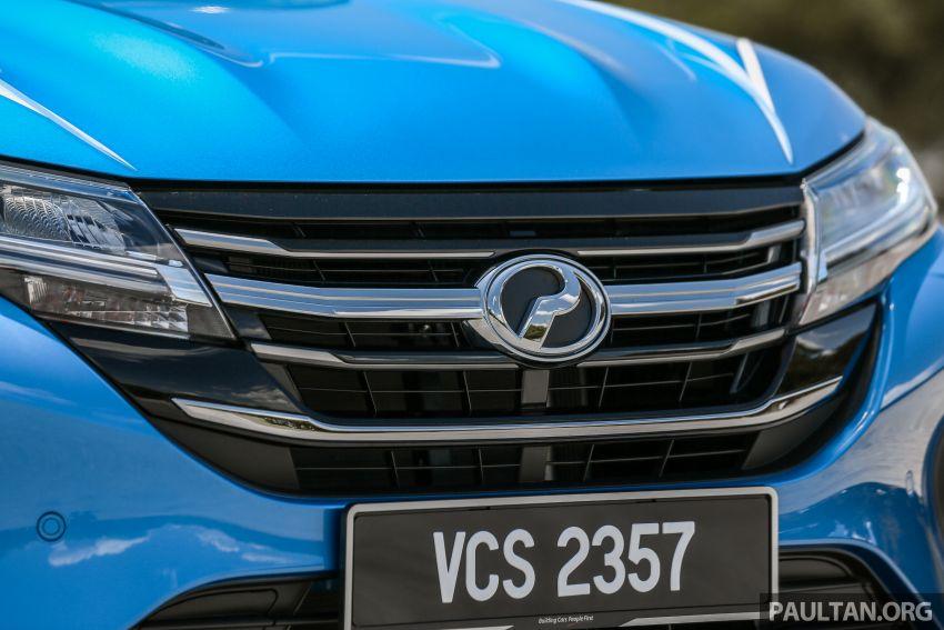 PANDU UJI: Perodua Aruz 1.5 Advance – benar-benar SUV atau sekadar kenderaan gaya hidup masa kini? Image #919649