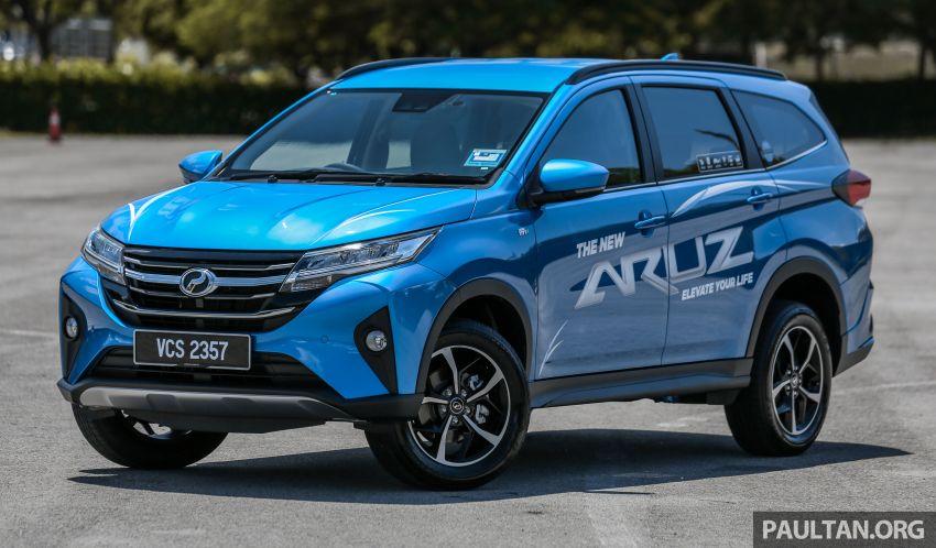 PANDU UJI: Perodua Aruz 1.5 Advance – benar-benar SUV atau sekadar kenderaan gaya hidup masa kini? Image #919631