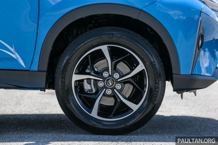 PANDU UJI: Perodua Aruz 1.5 Advance – benar-benar SUV atau sekadar kenderaan gaya hidup masa kini? Image #919651