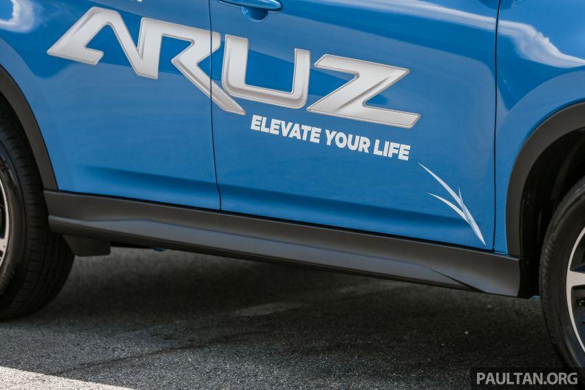PANDU UJI: Perodua Aruz 1.5 Advance – benar-benar SUV atau sekadar kenderaan gaya hidup masa kini? Image #919654
