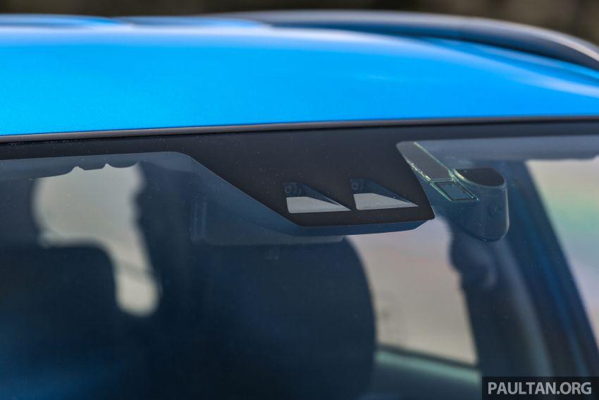 PANDU UJI: Perodua Aruz 1.5 Advance – benar-benar SUV atau sekadar kenderaan gaya hidup masa kini? Image #919656