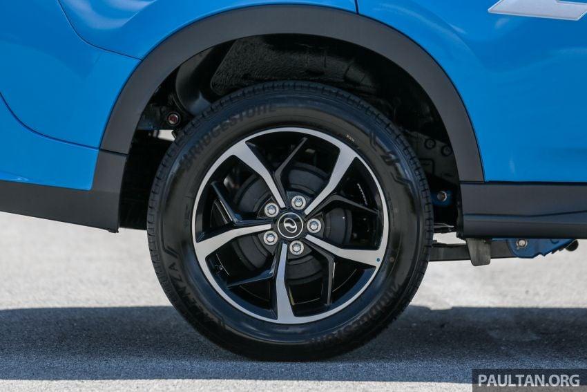 PANDU UJI: Perodua Aruz 1.5 Advance – benar-benar SUV atau sekadar kenderaan gaya hidup masa kini? Image #919657
