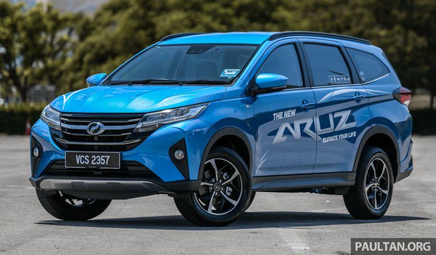 PANDU UJI: Perodua Aruz 1.5 Advance – benar-benar SUV atau sekadar kenderaan gaya hidup masa kini? Image #919632