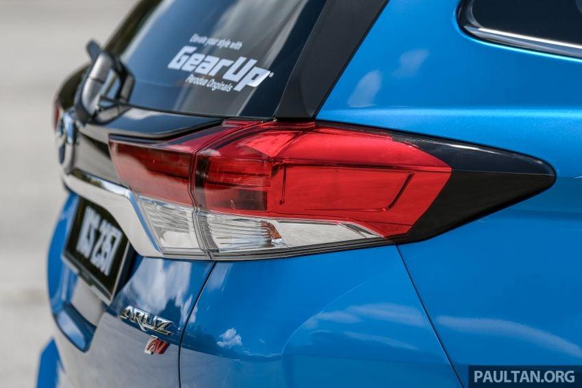 PANDU UJI: Perodua Aruz 1.5 Advance – benar-benar SUV atau sekadar kenderaan gaya hidup masa kini? Image #919660