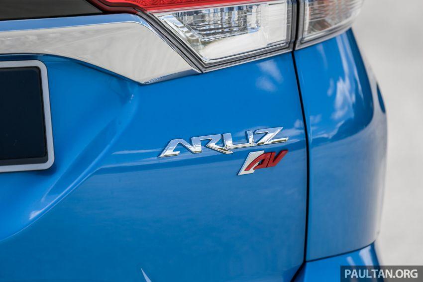 PANDU UJI: Perodua Aruz 1.5 Advance – benar-benar SUV atau sekadar kenderaan gaya hidup masa kini? Image #919668
