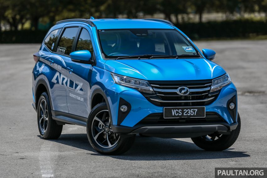 PANDU UJI: Perodua Aruz 1.5 Advance – benar-benar SUV atau sekadar kenderaan gaya hidup masa kini? Image #919633