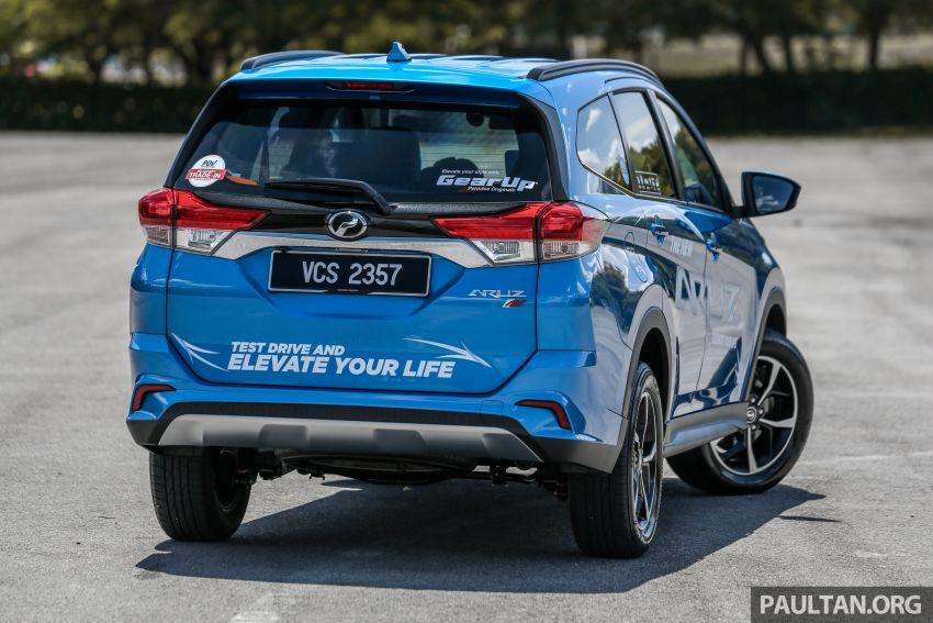 PANDU UJI: Perodua Aruz 1.5 Advance – benar-benar SUV atau sekadar kenderaan gaya hidup masa kini? Image #919637