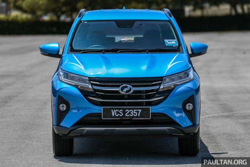 PANDU UJI: Perodua Aruz 1.5 Advance – benar-benar SUV atau sekadar kenderaan gaya hidup masa kini? Image #919639