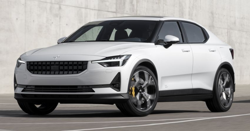 Polestar 2 revealed – production Volvo 40.2 is all-electric with 408 hp, 660 Nm and 500 km of range Image #927582