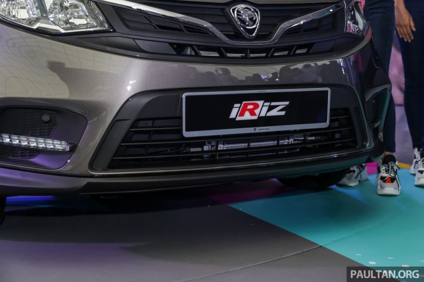 2019 Proton Iriz facelift – lots of improvements; variant breakdown; RM9.99 booking fee from March 1-11 Image #927708