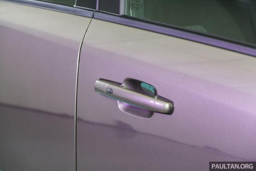 Proton Iriz facelift 2019 – 5 varian ditawarkan; enjin 1.3L dan 1.6L; yuran tempahan RM9.90 dari 1-22 Mac Image #927872
