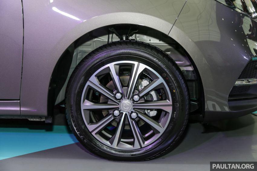 Proton Iriz facelift 2019 – 5 varian ditawarkan; enjin 1.3L dan 1.6L; yuran tempahan RM9.90 dari 1-22 Mac Image #927874