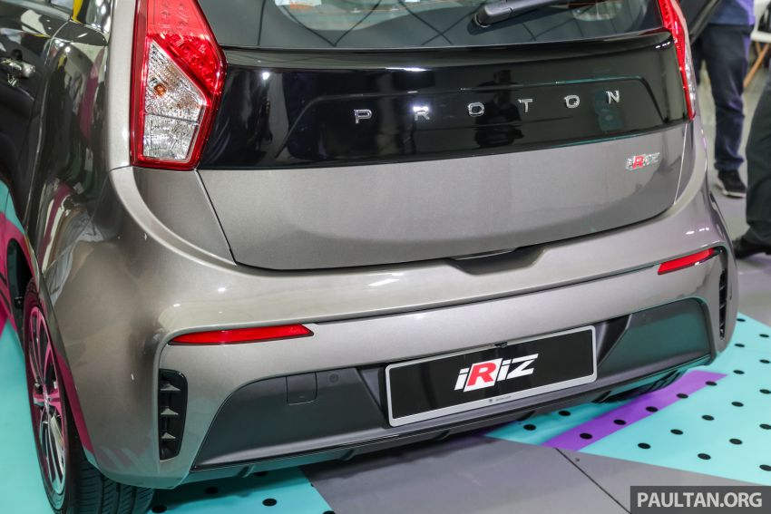 2019 Proton Iriz facelift – lots of improvements; variant breakdown; RM9.99 booking fee from March 1-11 Image #927722