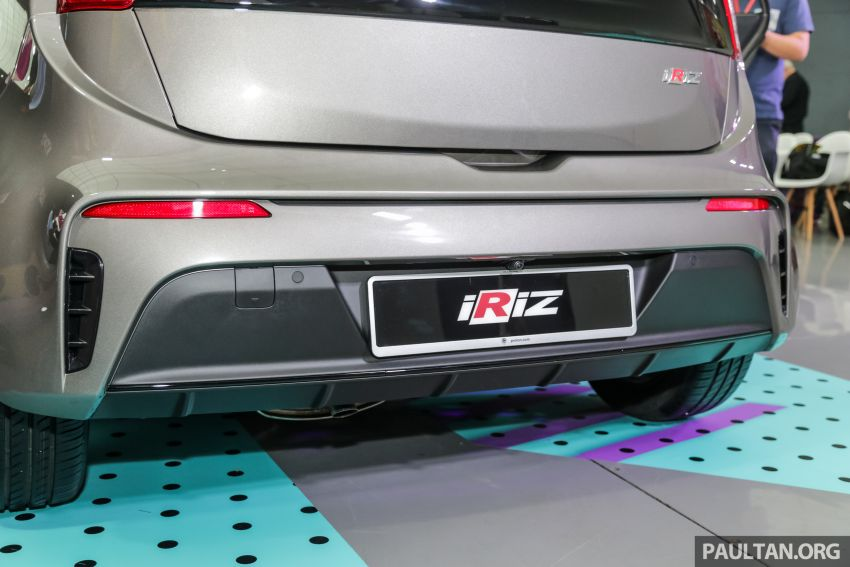 2019 Proton Iriz facelift – lots of improvements; variant breakdown; RM9.99 booking fee from March 1-11 Image #927730