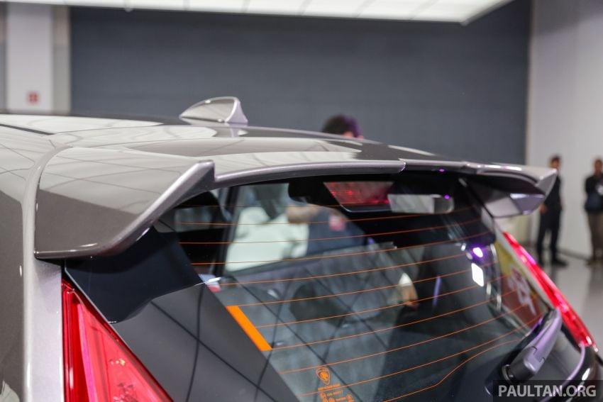 Proton Iriz facelift 2019 – 5 varian ditawarkan; enjin 1.3L dan 1.6L; yuran tempahan RM9.90 dari 1-22 Mac Image #927882
