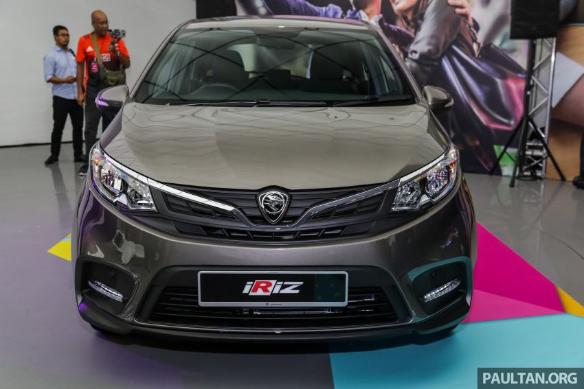 2019 Proton Iriz facelift – lots of improvements; variant breakdown; RM9.99 booking fee from March 1-11 Image #927696