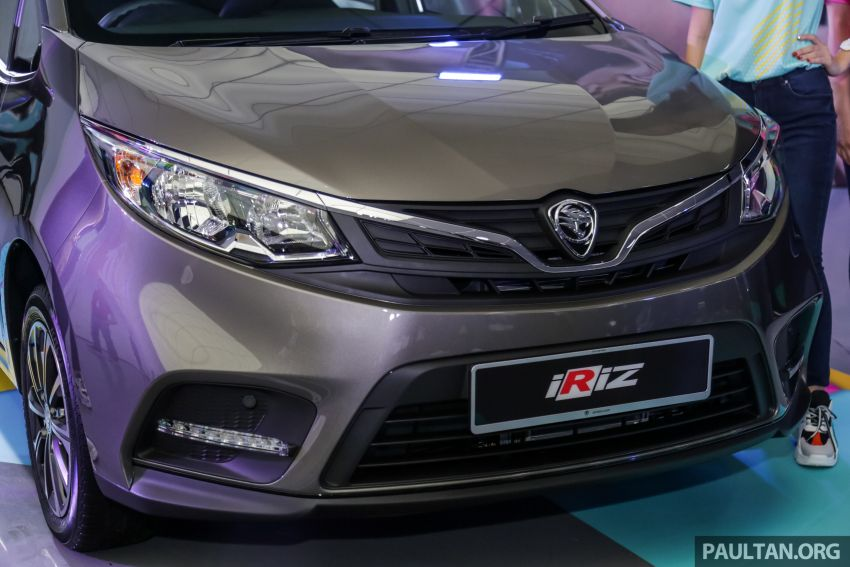 2019 Proton Iriz facelift – lots of improvements; variant breakdown; RM9.99 booking fee from March 1-11 Image #927700