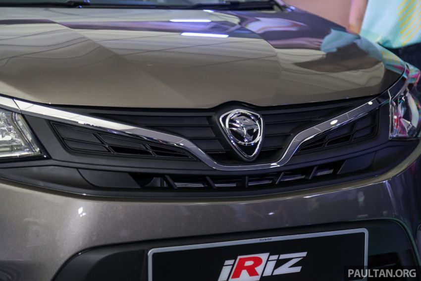 2019 Proton Iriz facelift – lots of improvements; variant breakdown; RM9.99 booking fee from March 1-11 Image #927706