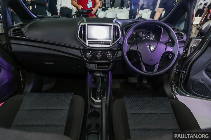 2019 Proton Iriz facelift – lots of improvements; variant breakdown; RM9.99 booking fee from March 1-11 Image #927739