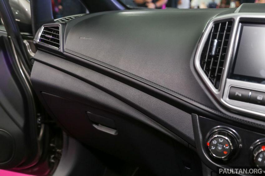 Proton Iriz facelift 2019 – 5 varian ditawarkan; enjin 1.3L dan 1.6L; yuran tempahan RM9.90 dari 1-22 Mac Image #927895