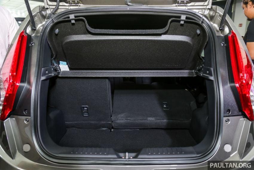 Proton Iriz facelift 2019 – 5 varian ditawarkan; enjin 1.3L dan 1.6L; yuran tempahan RM9.90 dari 1-22 Mac Image #927901
