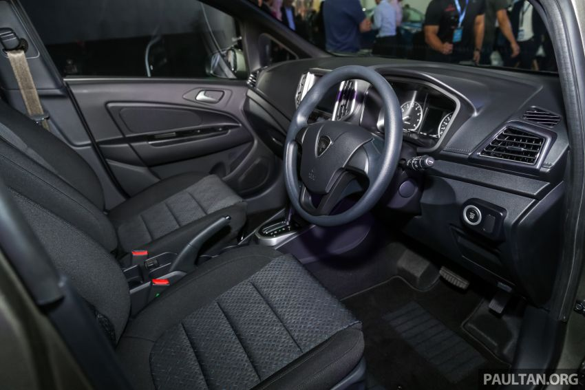 Proton Iriz facelift 2019 – 5 varian ditawarkan; enjin 1.3L dan 1.6L; yuran tempahan RM9.90 dari 1-22 Mac Image #927886