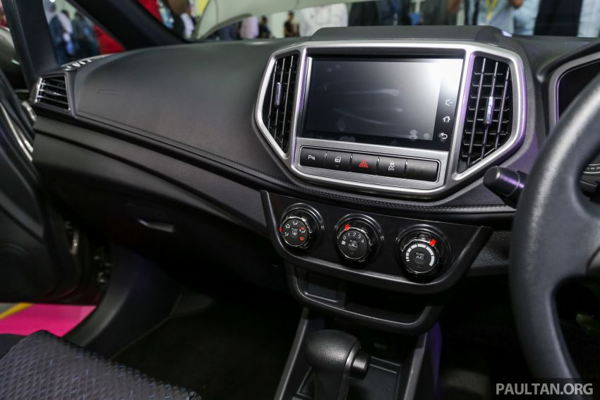2019 Proton Iriz facelift – lots of improvements; variant breakdown; RM9.99 booking fee from March 1-11 Image #927747