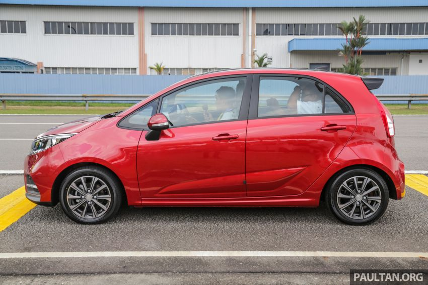 2019 Proton Iriz facelift – lots of improvements; variant breakdown; RM9.99 booking fee from March 1-11 Image #927937