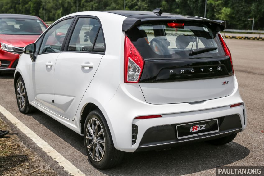 2019 Proton Iriz facelift – lots of improvements; variant breakdown; RM9.99 booking fee from March 1-11 Image #927939