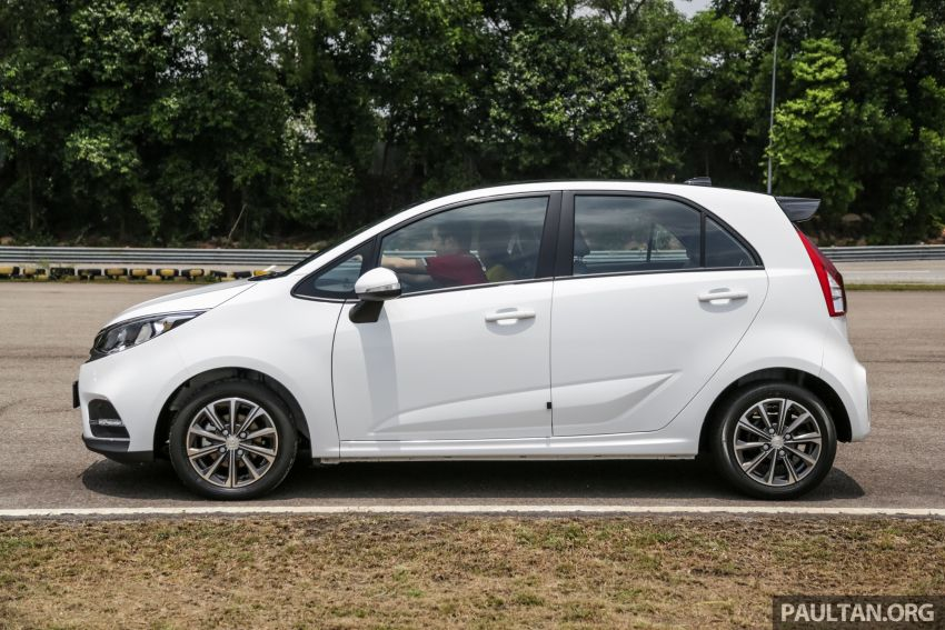 2019 Proton Iriz facelift – lots of improvements; variant breakdown; RM9.99 booking fee from March 1-11 Image #927940