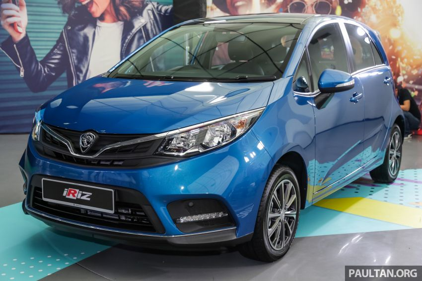 2019 Proton Iriz facelift – lots of improvements; variant breakdown; RM9.99 booking fee from March 1-11 Image #927695