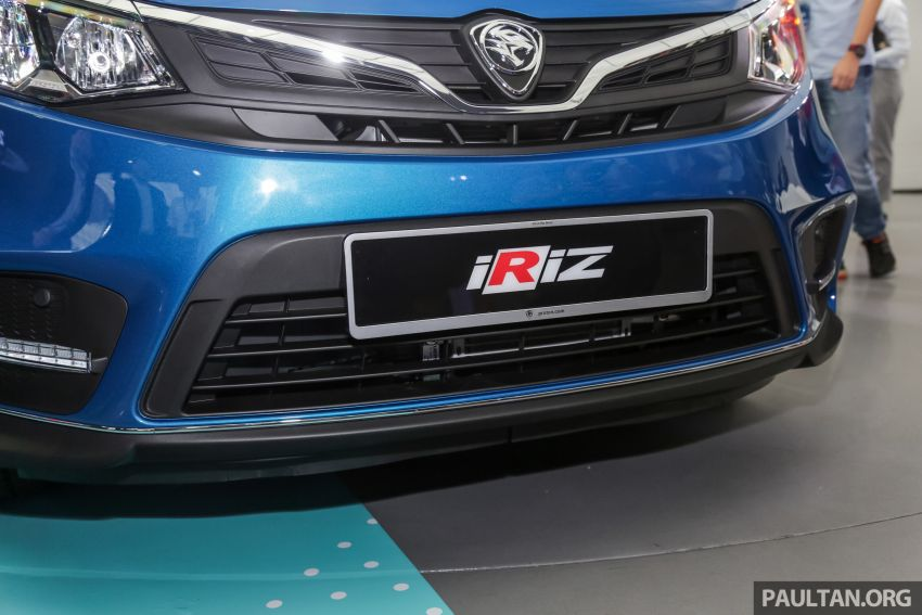 2019 Proton Iriz facelift – lots of improvements; variant breakdown; RM9.99 booking fee from March 1-11 Image #927713
