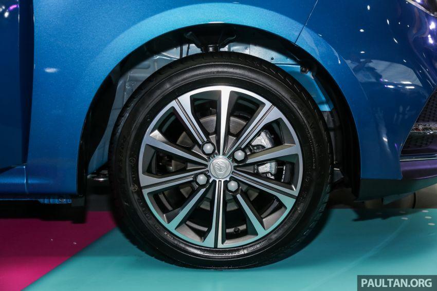Proton Iriz facelift 2019 – 5 varian ditawarkan; enjin 1.3L dan 1.6L; yuran tempahan RM9.90 dari 1-22 Mac Image #927797