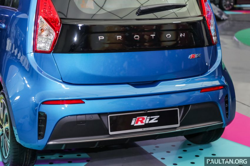 2019 Proton Iriz facelift – lots of improvements; variant breakdown; RM9.99 booking fee from March 1-11 Image #927721