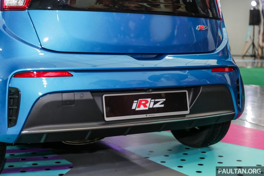 2019 Proton Iriz facelift – lots of improvements; variant breakdown; RM9.99 booking fee from March 1-11 Image #927731