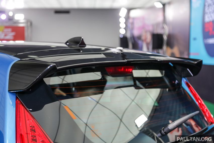 Proton Iriz facelift 2019 – 5 varian ditawarkan; enjin 1.3L dan 1.6L; yuran tempahan RM9.90 dari 1-22 Mac Image #927805
