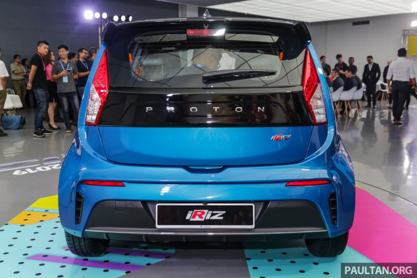 2019 Proton Iriz facelift – lots of improvements; variant breakdown; RM9.99 booking fee from March 1-11 Image #927703