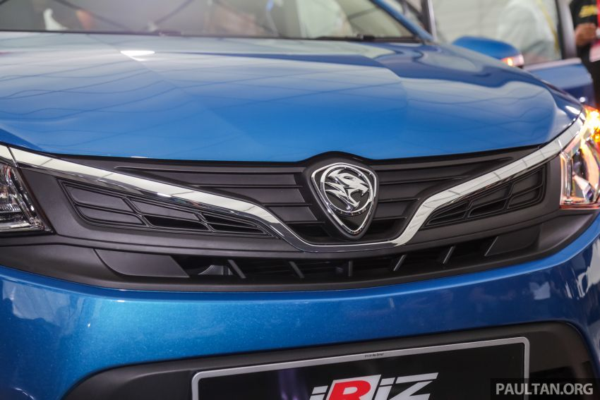 2019 Proton Iriz facelift – lots of improvements; variant breakdown; RM9.99 booking fee from March 1-11 Image #927711